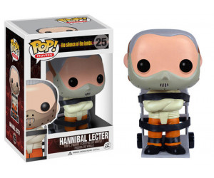 Hannibal Lecter 25 Funko Pop