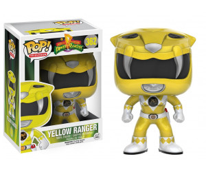Yellow Ranger 362 Funko Pop