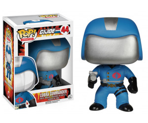 Cobra Commander 44 Funko Pop