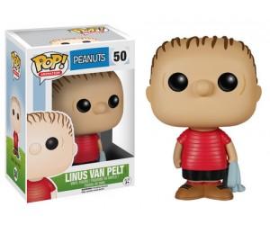 Linus Van Pelt 50  Funko Pop