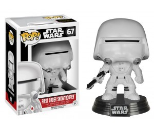 First Order Snowtrooper 67 Funko Pop