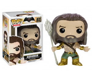 Aquaman 87 Funko Pop