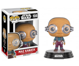 Maz Kanata 108 Funko Pop
