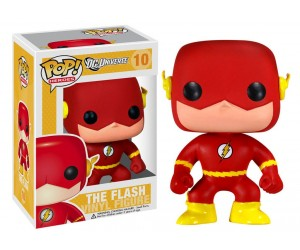 Flash 10 Funko Pop