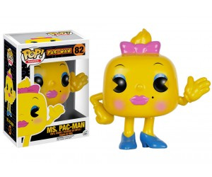 Miss Pac-Man 82 Funko Pop