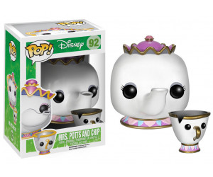 Mrs. Potts et Chip 92 Funko Pop