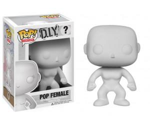 DIY - Femme Funko Pop