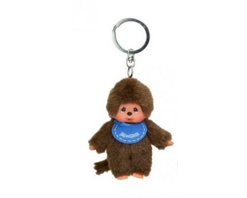 Key Ring Blue Boy Monchhichi