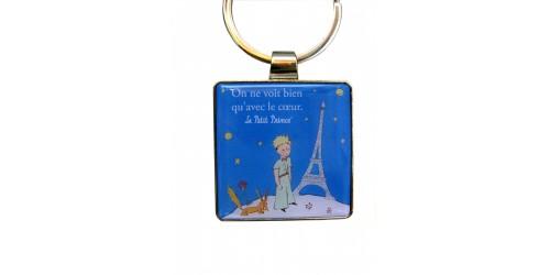 Porte-clé Le Petit Prince et Le Renard