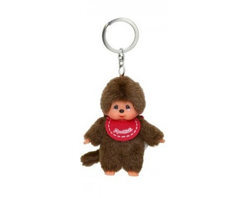 Key Ring Red Boy Monchhichi