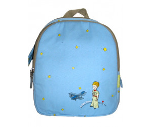 Backpack Large Cotton  - St-Exupery The Little Prince