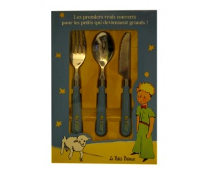 Cutlery Set - St-Exupery The Little Prince