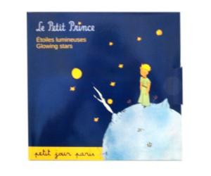 Étoiles Lumineuses Auto-Collantes - Le Petit Prince de St-Exupéry