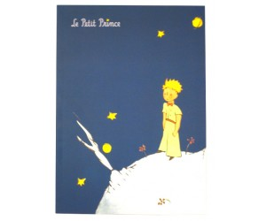 50 Sheets Pad - St-Exupery The Little Prince