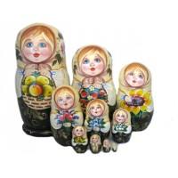 261 - Matriochka Poupées Russes