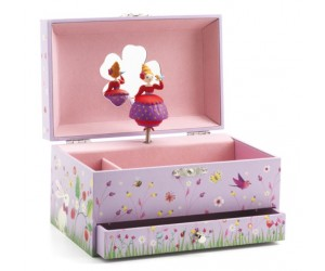 Melody of the Princess Musical Jewelry Box