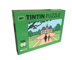Puzzle Moulinsart Tintin
