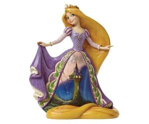 Rapunzel Robe Château Disney Tradition