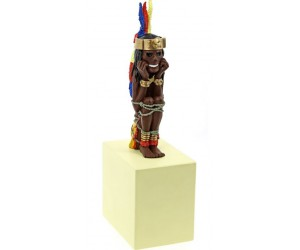 Rascar Capac - Figurine de Collection Tintin
