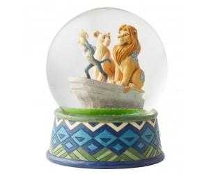 Le Roi Lion Boule à Neige Jim Shore Disney Tradition