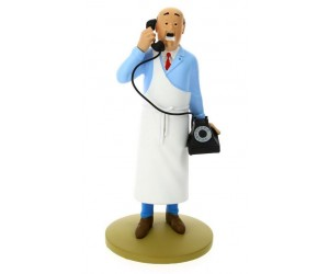 Cutts the Butcher - Tintin Resin Collectible Figurine