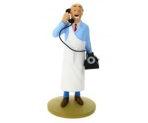 Monsieur Sanzot - Figurine en Résine de Tintin
