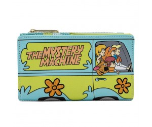 Scooby-Doo Mystery Machine Portefeuille Loungefly