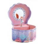 Enchanted Mermaid Musical Jewelry Box