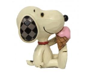 Snoopy Crème Glaçée - Figurine Peanuts  Jim Shore