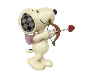 Snoopy Cupidon Peanuts Jim Shore