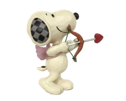Snoopy Cupidon Peanuts Jim Shore