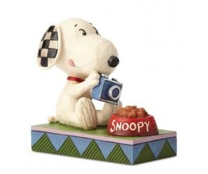 Snoopy Foodie Peanuts Jim Shore
