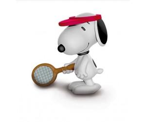 Snoopy Joueur de Tennis Figurine Schleich