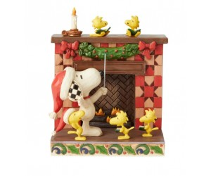 La Chorale de Snoopy Peanuts Jim Shore
