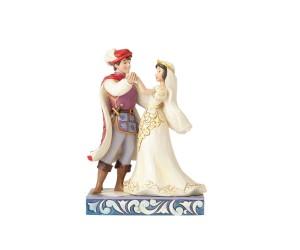 Le Mariage de Blanche-Neige Jim Shore Heartwood Disney Tradition