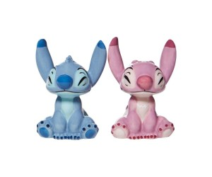 Stitch et Angel Salière et Poivrière