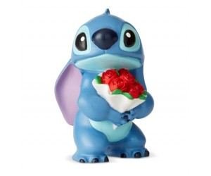 Stitch avec Bouquet de Roses - Disney Showcase