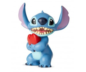 Stitch avec Coeur - Disney Showcase