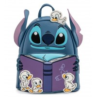 Stitch Story Time Backpack Loungefly