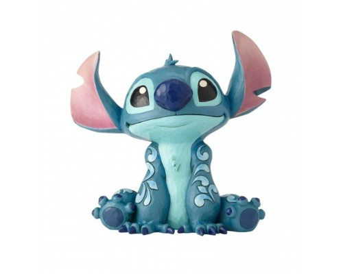 Stitch Gros Format Jim Shore Disney Tradition