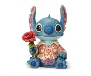 Stitch avec Rose - Jim Shore Disney Tradition