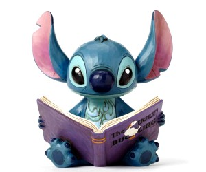Stitch Lecteur Disney Tradition Jim Shore