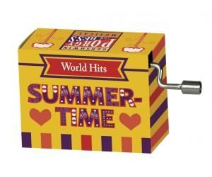 Summertime #232 Boîte à Musique à Manivelle