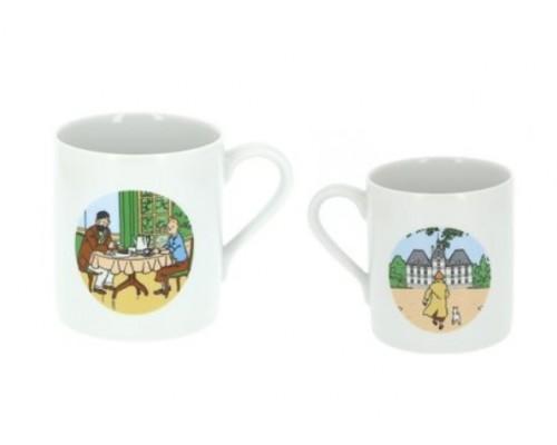 Tasse Tintin Déjeuner