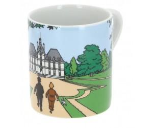Tasse Tintin Château de Moulinsart
