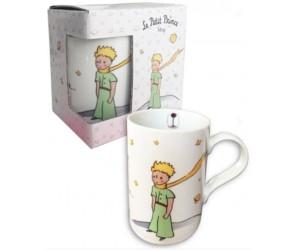 Tasse Blanche Porcelaine Le Petit Prince