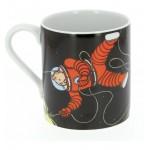 Tasse Tintin et Haddock Astronautes