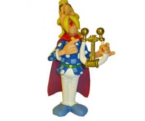 Cacofonix - Asterix Figurine