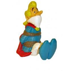 Assurancetourix Ligoté - Figurine Astérix