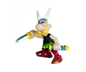 Asterix with Sword - Asterix Figurine